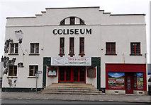 SH5639 : The Coliseum, Porthmadog by Arthur C Harris