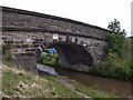 SJ8458 : Bridge 86 on Macclesfield Canal by Kim Fyson