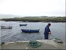 G6975 : Pier at Portnacross by Kenneth  Allen