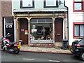 NY0336 : Shop front, Wood Street, Maryport by Julian Osley