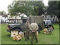TQ7668 : Yanks Limeys Truck by David Anstiss