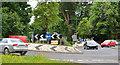 D0802 : The Sourhill roundabouts, Ballymena/Galgorm by Albert Bridge