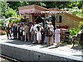 SO7679 : Severn Valley Railway - 1940s wedding by Chris Allen