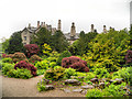 SD4987 : Sizergh Castle and Rock Garden by David Dixon