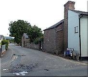 SO2956 : Love Lane, Kington by Jaggery