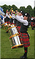 NJ0458 : European Pipe Band Championships 2013 (13) by Anne Burgess