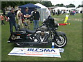 TQ7668 : Blesma Bike, Armed Forces Day by David Anstiss