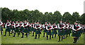 NJ0458 : European Pipe Band Championships 2013 (22) by Anne Burgess