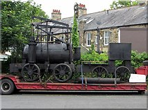 NZ1164 : 'Puffing Billy' at Wylam by Andrew Curtis