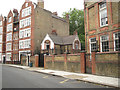 TQ3176 : School-keeper's house, Cormont Road by Robin Stott