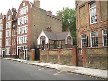 TQ3176 : School-keeper's house, Cormont Road by Robin Stott