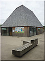 SD5830 : Welcome Centre at Brockholes Nature Reserve by Karl and Ali