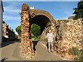 TL9925 : Balkerne Gate, Colchester by Josie Campbell