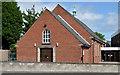 J3069 : Finaghy Methodist church, Belfast (2) by Albert Bridge