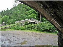 NZ7805 : Beggars Bridge Glaisdale by DTwigg