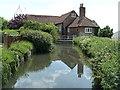 SU8003 : Former Tide Mill, Bosham by Rob Farrow