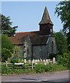 TL2907 : St Andrew, Little Berkhamsted by Julian Osley
