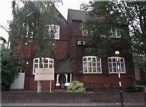 TQ2284 : The Islamic College, High Road NW10 by Robin Sones