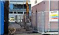 J3374 : York Street demolition work, Belfast (2013-4) by Albert Bridge