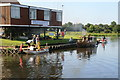 SK4931 : Trent Valley Sailing Club, Sawley by Chris Allen