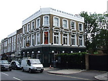 TQ2784 : The Sir Richard Steele, Haverstock Hill by Chris Whippet