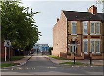 TA0831 : Beresford Road, Hull HU6 by David Hallam-Jones