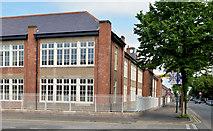 J3574 : Former Rupert Stanley College, Belfast (3) by Albert Bridge