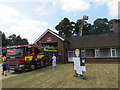 SP9211 : Tring Fire Station on Open Day by Chris Reynolds