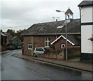 SO1327 : Former school, Llangors by Jaggery