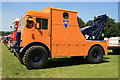 SK4133 : Big orange wrecker - Elvaston Castle steam rally by Chris Allen