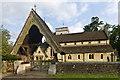 TQ2149 : St Michael's Church, Betchworth and lychgate by Ian Capper