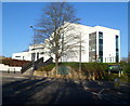 SO8405 : Stroud College by Jaggery