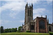 SJ9498 : St Michael's Church, Ashton-under-Lyne by Bill Boaden