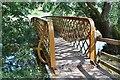 NT7725 : Victorian Jubilee footbridge over the Kale Water, Morebattle by Jim Barton