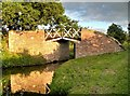 SP1764 : Stratford-Upon-Avon Canal, Bridge#49 by David Dixon