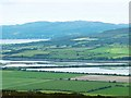 C3322 : View north-west from Grianán Ailigh by Oliver Dixon