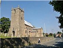 SK5276 : St Lawrence parish church, Whitwell by Chris Morgan