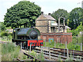 SK3899 : Two engines at Elsecar by Alan Murray-Rust