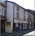 SO0451 : China Kitchen, Builth Wells by Jaggery