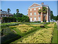 TQ4857 : Chevening House from the formal garden by Marathon