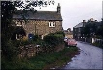 SE1783 : Lilac Cottage, Ellingstring YHA on 30 Sept 1979 by John Lawson