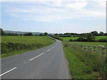 SD7139 : The road towards Great Mitton by John Slater
