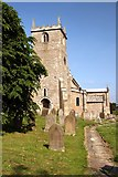SK5276 : St Lawrence Parish Church by Graham Hogg