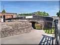 SJ9033 : Trent and Mersey Canal, Workhouse Bridge by David Dixon