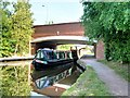 SJ8934 : Trent and Mersey Canal, Whitebridge Lane New Bridge by David Dixon