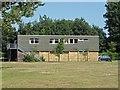 TQ0765 : Rowing club, Weybridge by Alan Hunt