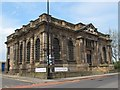 NZ4920 : Former National Provincial Bank building, Cleveland Street, Gosford Street, TS1 by Mike Quinn
