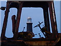 TA4011 : Lighthouse through the Tractor by Andy Beecroft