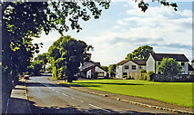 NS5036 : Site of Galston station, 1997 by Ben Brooksbank