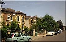 ST5773 : Oakfield Road, Clifton by Derek Harper